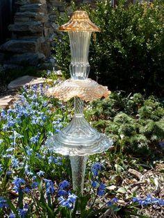 Glass Garden Art by NorahsGate