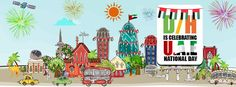 The time has come to Celebrate UAE Day...It's UAE National Day!