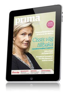 Previa's publication Prima is aimed at decision makers in private and public sectors and is published quarterly. It is now also available on iPad. Previa offers a full range of services in health, leadership, work and rehabilitation. Previa's business is nationwide, with units at 70 locations across the country.