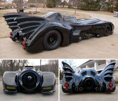 batmobile | Video of The History of the Batmobile | Exotic Car Rental Blog