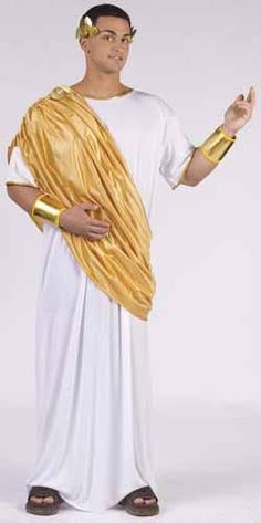 toga hairstyles : Toga Party Costumes on Pinterest Toga Costume, Toga Party and Toga ...