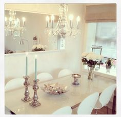 Dining Table .... ♥♥ ...