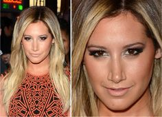 Maquiagem Ashley Tisdale - Spring Break - tudo make 03
