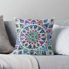 Millions of unique designs by independent artists. Find your thing. Cozy Cover, Blue Home Decor, Furniture Arrangement, Duvet Sets, Home Furniture, Blankets, Cushions, Sofa, Throw Pillows