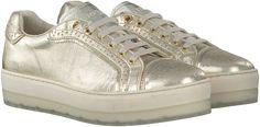 Gouden Diesel Sneakers S-ANDYES W
