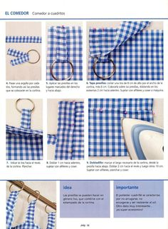 Costura.-cortina