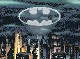 Batman Animated Batsignal Over Gotham City by TheDorkKnightReturns.deviantart.com on @DeviantArt