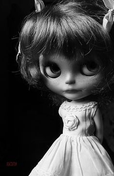 OOAK Custom Blythe Art Doll 33 by Iriscustom | eBay