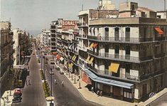 Oran, Times Square, Street View, History, Illustration, Travel, Antique Maps, Historia, Viajes