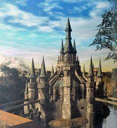 Hyrule Castle | Twilight Princess