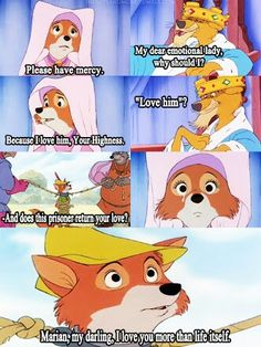 Robin Hood (1973 - Disney) ♡♥♡♥♡♥