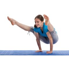 Yoga poses offer numerous benefits to anyone who performs them. There are basic yoga poses and more advanced yoga poses. Here are four advanced yoga poses to get you moving. Hard Yoga Poses, Difficult Yoga Poses, Basic Yoga Poses, Physical Fitness, Yoga Fitness, Daily Yoga Routine, Dolphin Pose, Yoga Mom, Advanced Yoga