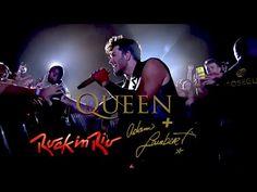 Queen + Adam Lambert - Rock in Rio 2015 (full show) HD..PERFECT  september 18, 2015