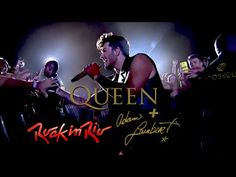 Queen + Adam Lambert - Rock in Rio 2015 (full show) HD