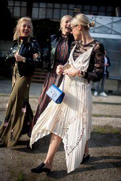 Milan Fashion Week street style @olivianance72