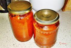 Meruňková marmeláda bez konzervantů Salsa, Mason Jars, Food, Brunches, Essen, Mason Jar, Salsa Music, Meals, Yemek