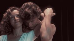 "This scene was not staged. Jennifer Grey was super ticklish and Patrick Swayze was super fed up. 14 Things You Probably Didn't Know About ""Dirty Dancing"" 80s Movies, Great Movies, Movie Tv, Dirty Dancing, Movies Showing, Movies And Tv Shows, Jennifer Grey, The Rocky Horror Picture Show, Patrick Swayze"