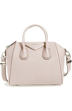 Givenchy 'Small Antigona' Leather Satchel available at #Nordstrom