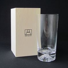 Tajima Glass Mt. Fuji Tumbler Glass made in Japan