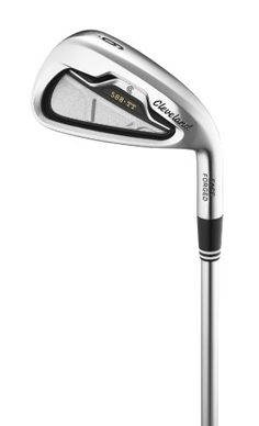 Cleveland Golf 588 TT Iron Set
