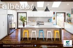 Albedor Sheree doors in Satin Royal Oyster Door Design, House Design, Shaker Style Kitchens, Melbourne House, Kitchen Doors, Decorative Panels, Kitchen Styling, Accent Colors, Kitchen Design