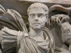 This Day In History: Christian Fanatic, Roman Emperor Jovian Augustus Died Ancient Greek Sculpture, Greek Statues, Ancient Egyptian Art, Ancient Aliens, Ancient Rome, Ancient Greece, Roman Emperor, Roman Art, Anglo Saxon