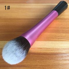 Hot Selling 2PCS Professional Powder Blush Brush Face Care Cosmetics Foundation Brush Makeup Brushes