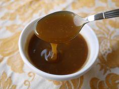 Paleo Caramel Sauce