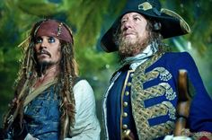 Pirates Of The Caribbean...love them all!