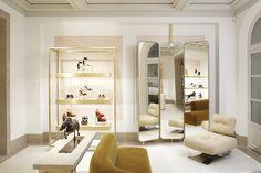 >>>Chloe Boutique Saint Honoré  253 rue Saint-Honoré  75001 Paris- Joseph Dirand