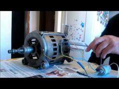 motore lavatrice.mpg - YouTube
