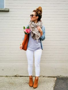Proof You Can Wear White After Labor Day