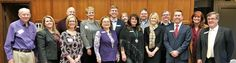 Welcome to the 2017 Board of Directors!  FRONT (L-R): Curt Edlund, Anna Wasyliw, Sheila Duda, Gail Haller, Linda Russo, Ann Witek, Shawn Cook, with Acting Mayor Marty Maloney   BACK(L-R): Matt Coyne, Emily Wilderman, Eric Nelson, Mary Wynn Ryan, Joshua Nichols, Dr. Michael Pallister, Jo Ann Flynn  Not Pictured: Marko Ratic, David Arena, Paula Besler, and Joe Campagna
