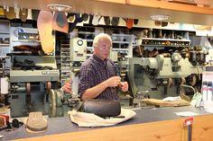 Schoenmaker Wim Seuters