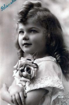 Vintage Photography: Vintage Child
