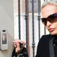 The doorbell is one of the simplest, smartest inventions ever, and the concept hasn't changed much since its conception in the 1800s... Smartbell is the high-tech doorbell that lets you video chat with your visitors...