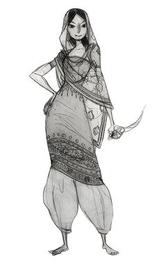 Too many text posts! Sketch from last week that never made it. Maybe later.