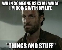Rick gets it #TheWalkingDead