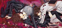 descargar anime de vampire knight completo + OMAKE
