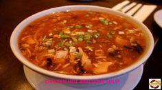 """Enjoy Chicken Hot & Sour Soup at Golden Joy, Kolkata's Best Chinese restaurant."""