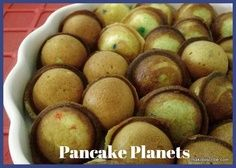 Pancake Planets Recipe is a fun breakfast recipe for kids. You can find this recipe at makobiscribe.com...