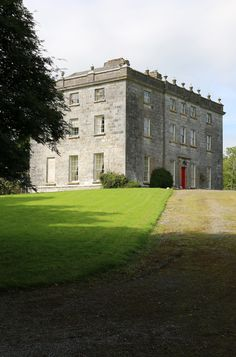 Fortissimo Anglicisation from Gaelic is to blame in some instances (The Argory is a case in point) but quite a few Irish country houses have intriguing names. Jockey Hall and Shandy Hall (the latte…