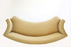 1stdibs | Harvey Probber Scroll Arm Sofa