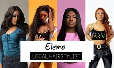Elemo Human Hair Body Wave Lace Front Wigs With Baby Hair Pre Plucked – Elemo Hair Curly Full Lace Wig, Blonde Lace Front Wigs, Curly Lace Front Wigs, Straight Lace Front Wigs, Human Hair Lace Wigs, Permed Hairstyles, Straight Hairstyles, Short Hair Ponytail, Curly Bob Wigs