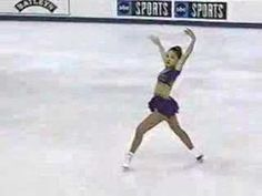 I love Michelle Kwan.  One day I'm going to the Olympics to see womens figure skating