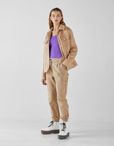 Just arrived must-haves for women at Bershka this Autumn Winter Get the  latest fashion trends in clothes 1809330deca