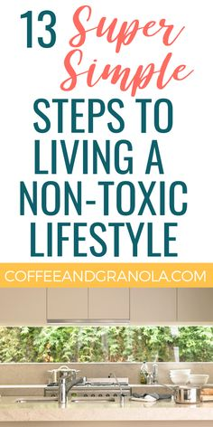 Looking to lose the toxins in your home but don't want the hassle? These simple baby steps will help you get started with a toxin free home the easy way. Natural Cleaning Recipes, Natural Cleaning Products, Natural Living, Organic Living, Dishwasher Pods, Conservation, Essential Oils Room Spray, Endocrine Disruptors, Chemical Free Cleaning