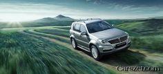 2018-2019 SsangYong Rexton SUV updated