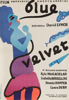 Jan Młodożeniec - Blue Velvet, 1987 - Follow the podcast https://www.facebook.com/ScreenWolf and https://twitter.com/screen_wolf