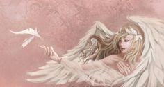 Angel - Fantasy & Abstract Background Wallpapers on Desktop Nexus ...